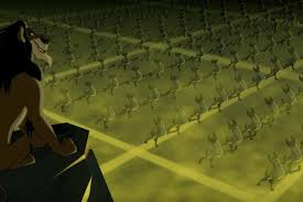 Image result for lion king be prepared