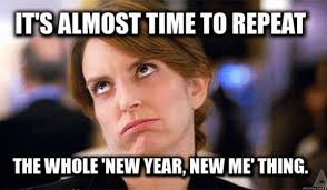Image result for new years resolution meme 2020